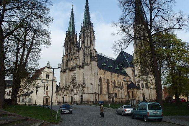 Dóm svatého Václava v Olomouci