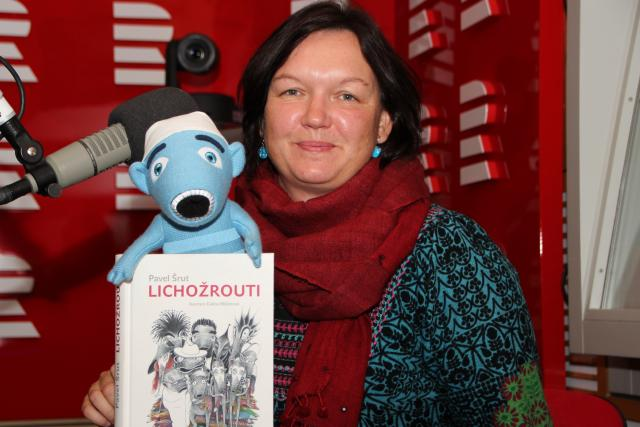 Galina Miklínová | foto: Jana Přinosilová