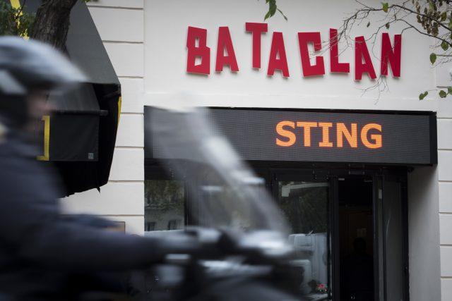 Klub svým koncertem otevřel britský zpěvák Sting.