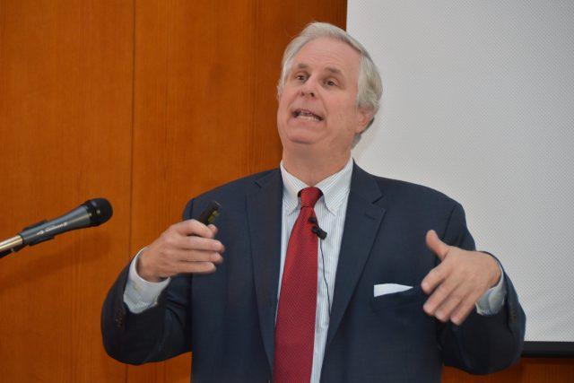 Americký psychoterapeut John C. Norcross (2)
