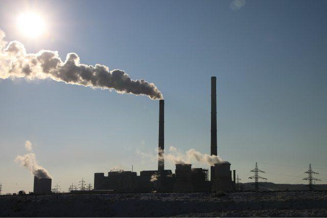 skleníkové plyny