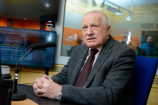 Václav Klaus | foto: Khalil Baalbaki