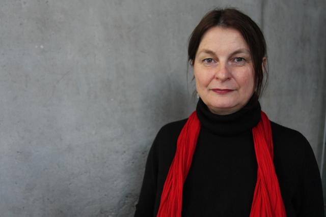 Radka Denemarková   foto: Jan Bartoněk,  Český rozhlas