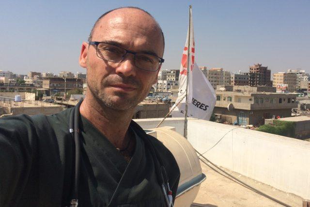 Dušan Mach, lékař, Jemen