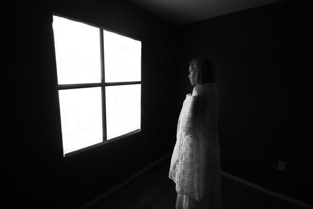 Znásilnění - strach - sex - dívka - nespavost