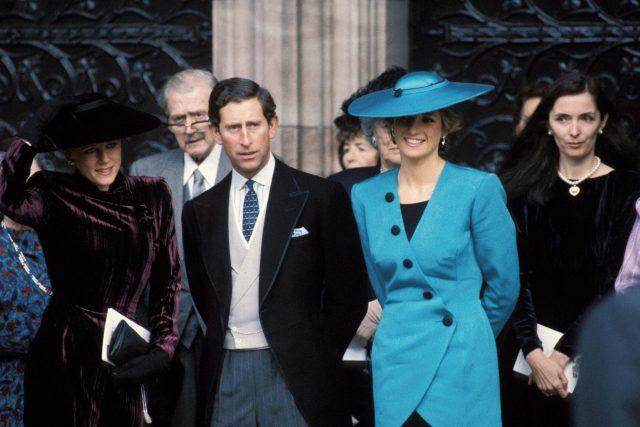 Princ Charles a princezna Diana (09.05.07)