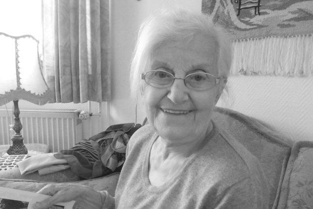 Anna Hadwigerová, která během války strávila 15 let v gulagu