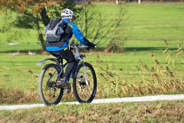 Cyklista (ilustrační foto)