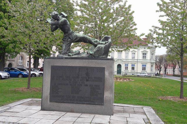 Památník obětem hladové demonstrace
