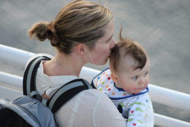 Z 98 procent jsou to ženy,  kdo u nás chodí na mateřskou a rodičovskou dovolenou | foto: Creativ Commons Attribution-NonCommercial 2.0 Generic,  Ian BC North