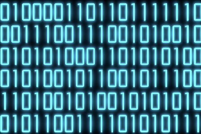 Binární systém | foto:  CreativeMerlin