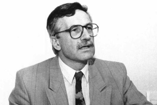 Václav Klaus 1990