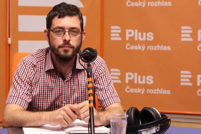 Programový ředitel hnutí Duha Jiří Koželouh