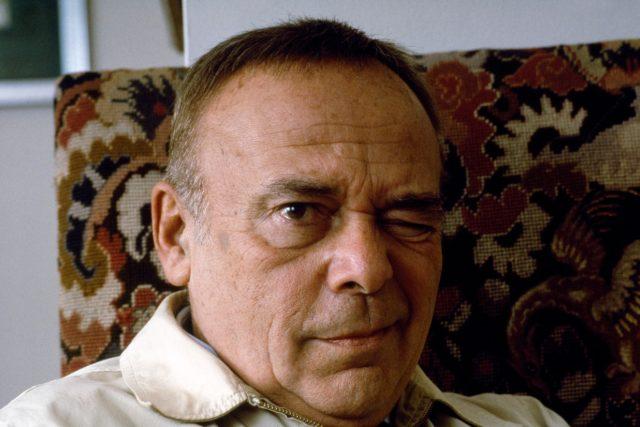 Šarmantní a charismatický Herbert Lom