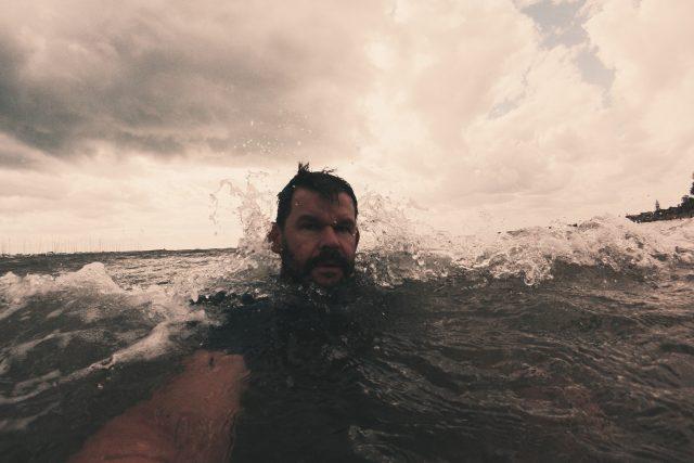 plavání - plavec