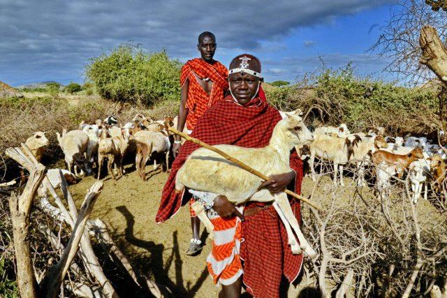 Masajové | foto: flickr.com   ,   CC BY-NC-ND 2.0,  Thomas Becker