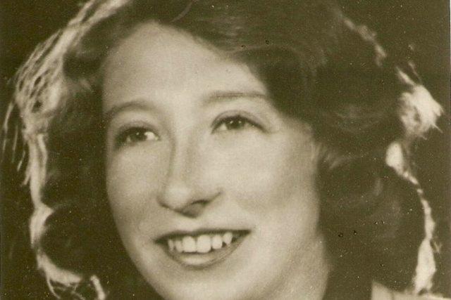 Magdalena Horetzká v roce 1941