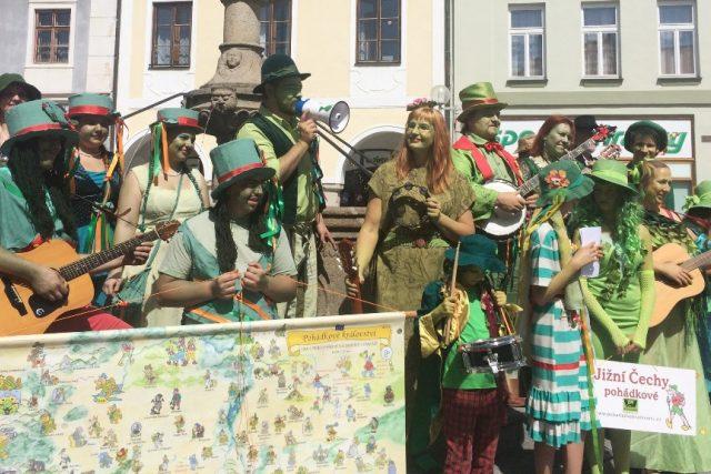 Vodníci tradičně zvou do Chlumu u Třeboně