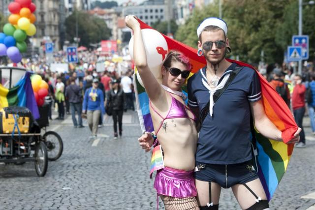 Prague Pride    foto: Filip Jandourek