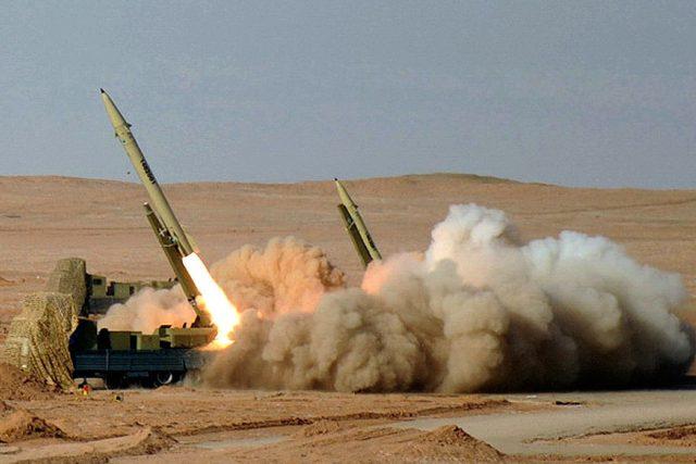Hnutí Hizballáh má íránské rakety Fateh-110