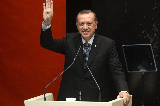Turecký prezident Recep Tayyip Erdogan | foto: Wikimedia Commons CC-BY-3.0,   R4BIA.com