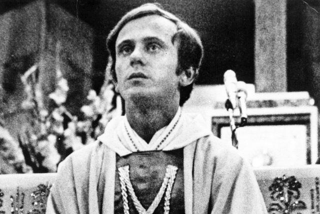 Polský kněz Jerzy Popiełuszko | foto: CC0 Public domain
