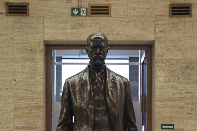 Fenomén Masaryk | foto: Luboš Vedral