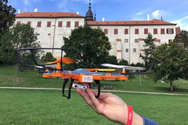 Dron, Třebíč