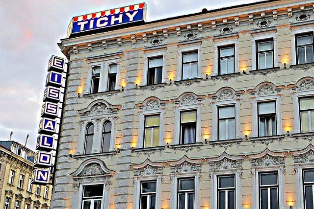 Kavárna Tichy ve Vídni | foto: Wikimedia Commons CC-BY-3.0,   Mister No