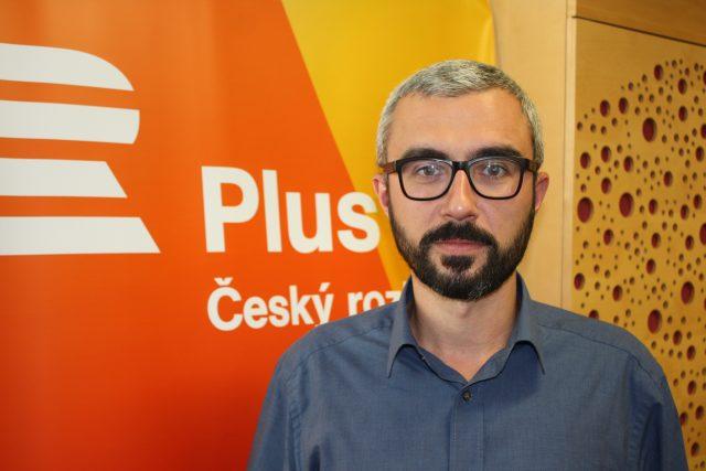 Komentátor David Klimeš
