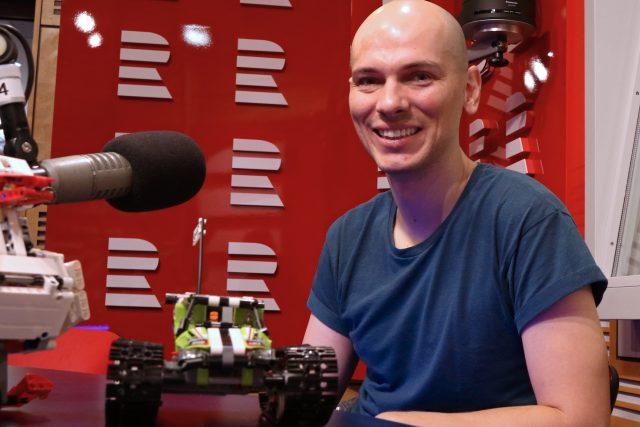 Milan Reindl | foto: Luboš Vedral,  Český rozhlas