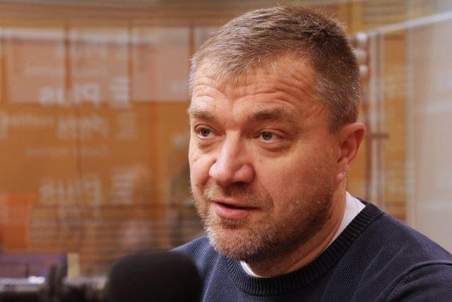 Pedagog a spisovatel Marek Herman je zastáncem tradiční rodiny.