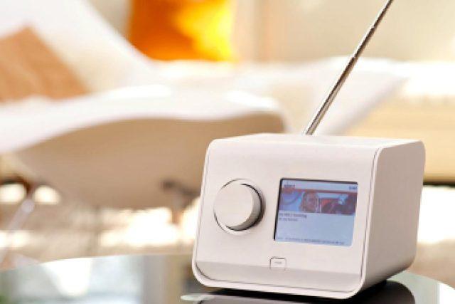 Digitální rozhlasový přijímač pro DAB+