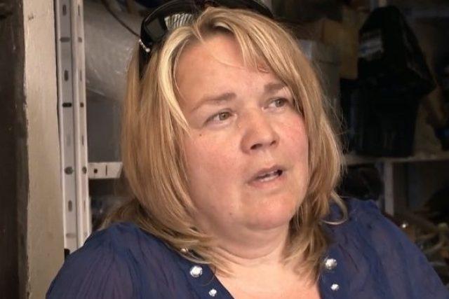 Martina,  první ze čtyř žen cyklu Cesta ze dna,  které dokázaly překonat nezaměstnanost | foto: Česká televize