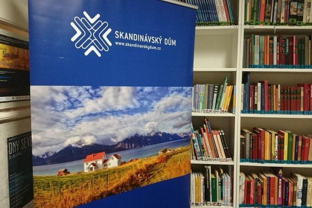 Skandinávský dům funguje jako kulturní centrum od roku 2005   foto: Klára Škodová
