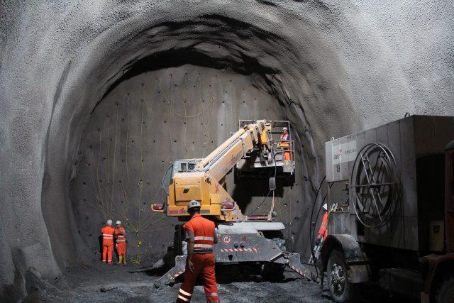 beton tunel
