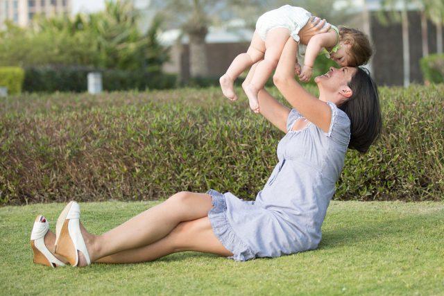 Rodičovství (ilustrační foto)