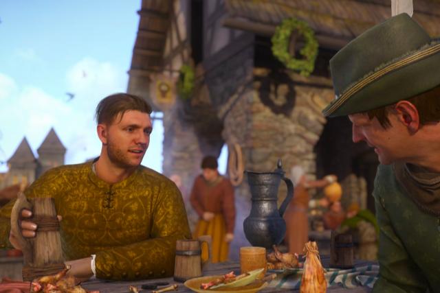 Snímek ze hry Kingdom Come: Deliverance