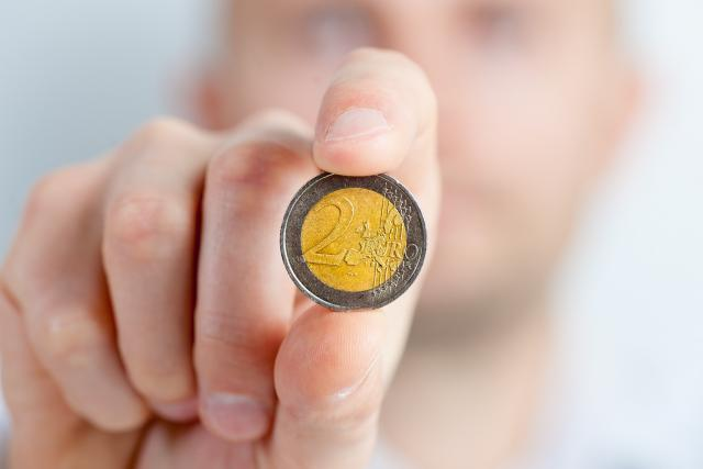 euro   foto: Fotobanka Pixabay