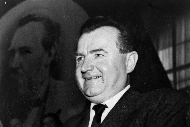 Klement Gottwald v roce 1950