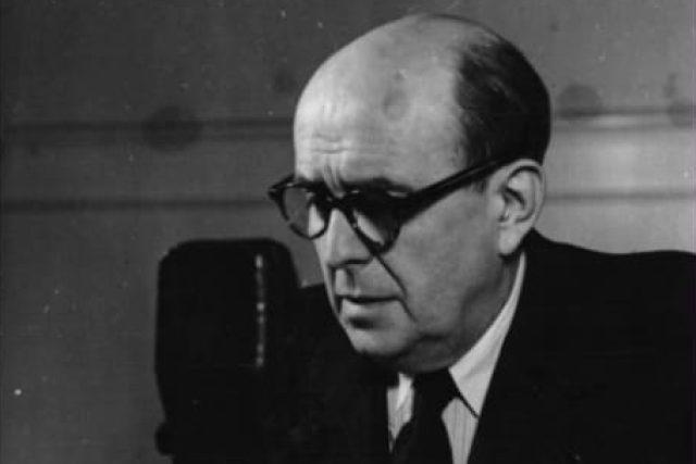 Jan Masaryk v Českém rozhlase