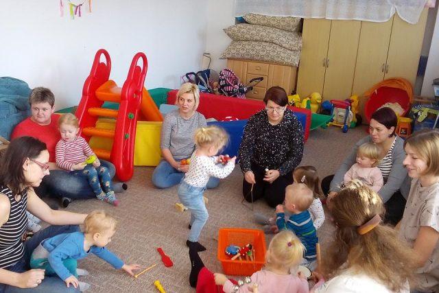 Mateřské centrum Ledňáček,  Ledeč nad Sázavou | foto: Archiv MC Ledňáček,  Ledeč