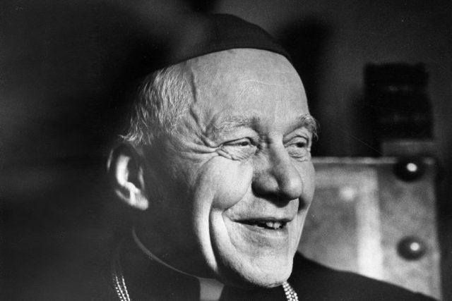 Josef Jaroslav kardinál Beran | foto:  Arcibiskupství pražské
