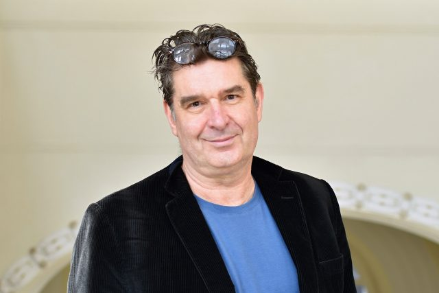 Novinář Tomáš Etzler