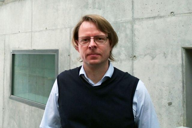 Jiří Kadeřábek, host pořadu Hovory