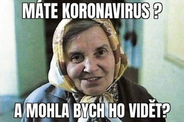Koronavirus meme