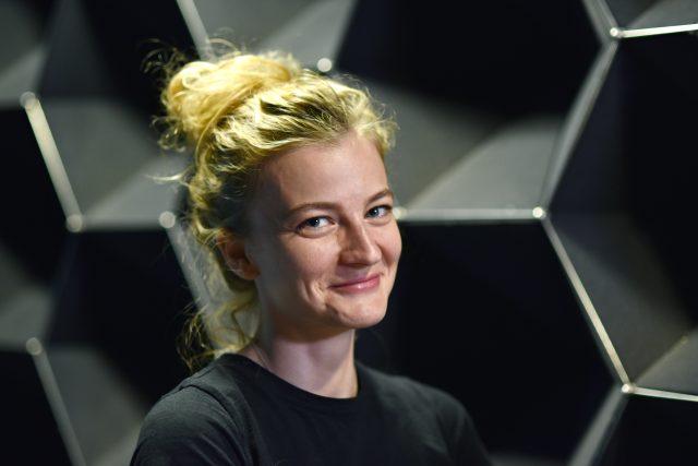Lucie Faulerová | foto: Tomáš Vodňanský,  Český rozhlas