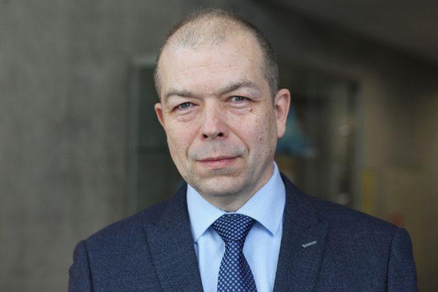 Eduard Stehlík, vojenský historik a spisovatel a bývalý voják