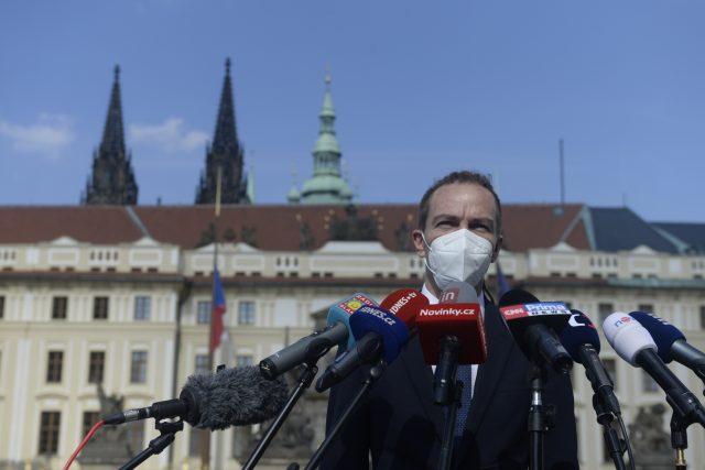 Předseda Pirátů Ivan Bartoš | foto: Kateřina Šulová,  ČTK