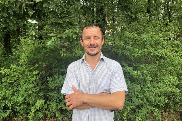 Profesor pěstování lesa Miroslav Svoboda z Fakulty lesnické a dřevařské ČZU | foto: Lenka Kabrhelová,  Český rozhlas